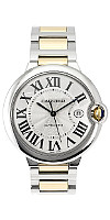 Uhr mit Bicolor-Armband
