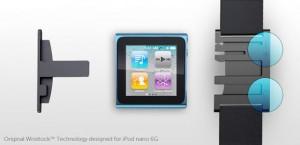 iPod als Armbanduhr