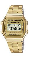 Armbanduhr in gold von Casio